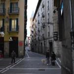 Pamplona - nessas ruas é que os touros chifram os otários