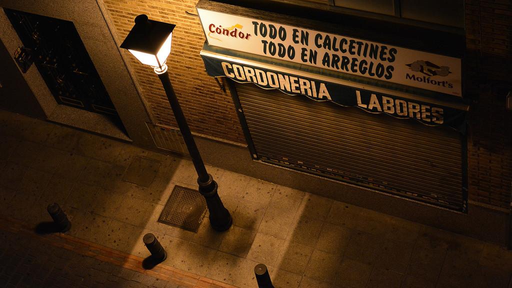 Vista da sacada do Hotel Don Luis | Barajas, Madrid