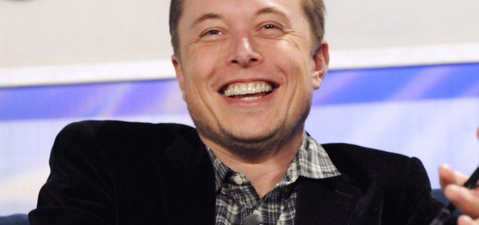 Foto: Elon Musk, por JD Lasica